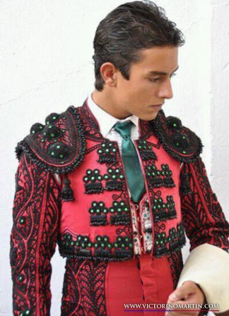 Foto del torero Juan Manuel Hernández Maya