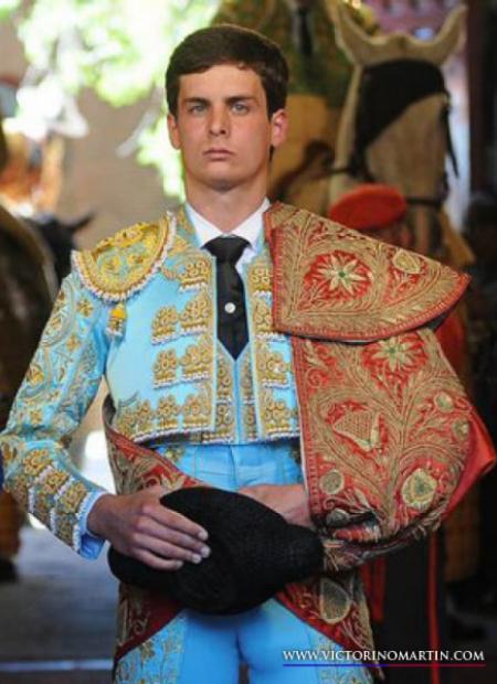 Foto del torero David Galván García