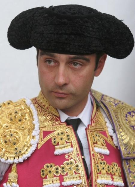 Foto del torero Enrique Ponce