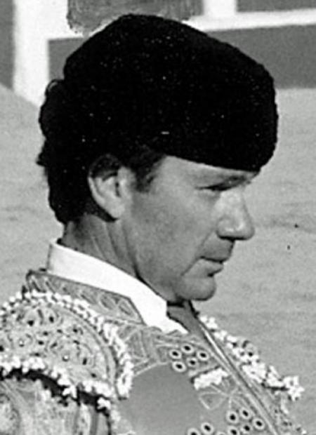 Foto del torero Miguel Márquez