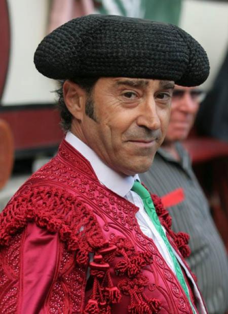 Foto del torero Luis Francisco Esplá