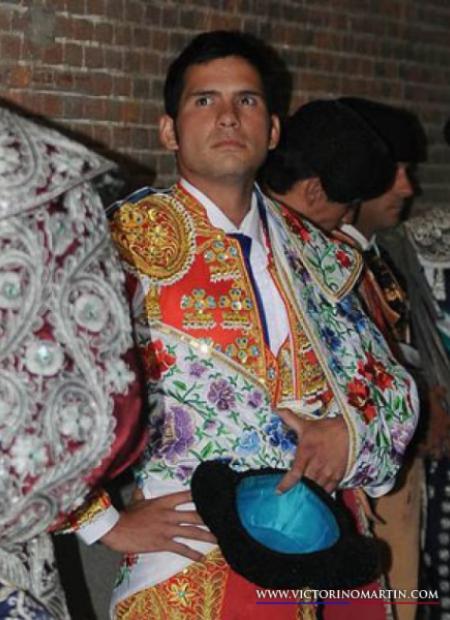 Foto del torero Juan Viriato