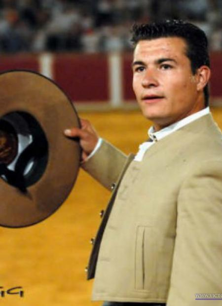 Foto del torero Alfonso López Bayo
