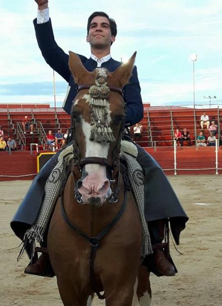 Foto del torero Sebastian Fernández