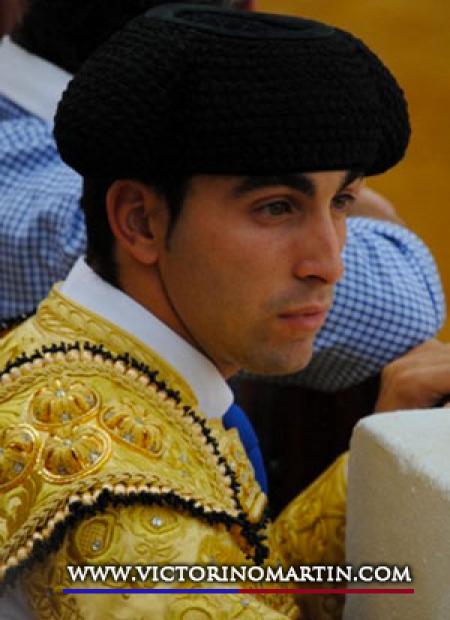 Foto del torero ALBERTO POZO