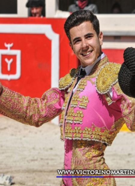 Foto del torero CARLOS OLSINA