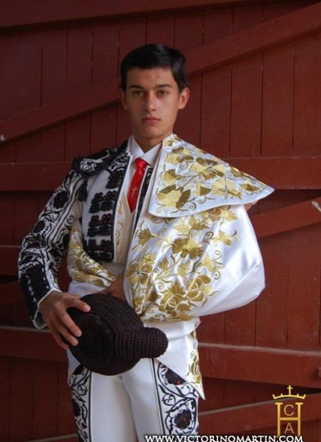 Foto del torero Carlos Aranda