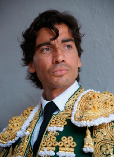 Foto del torero Curro Díaz