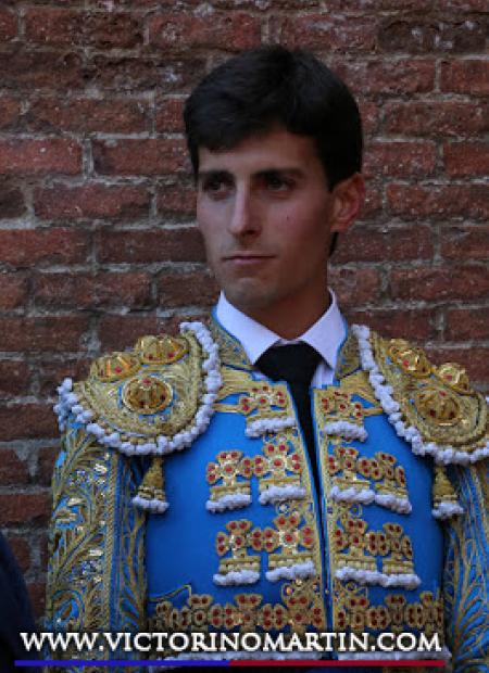 Foto del torero Daniel García Navarrete