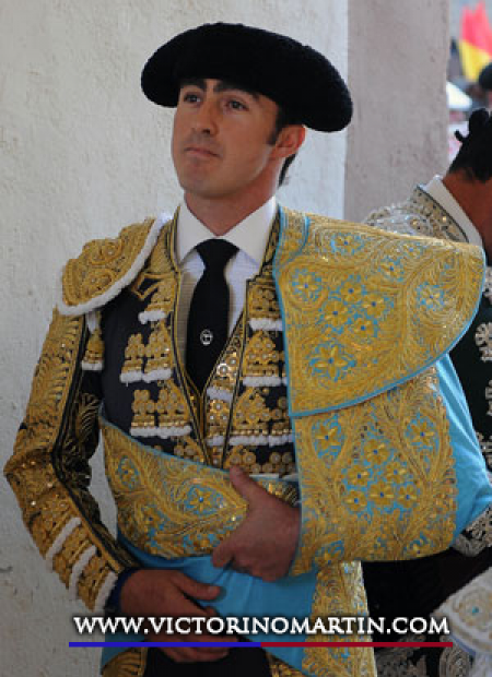 "Foto del torero David Fandila ""El Fandi"""