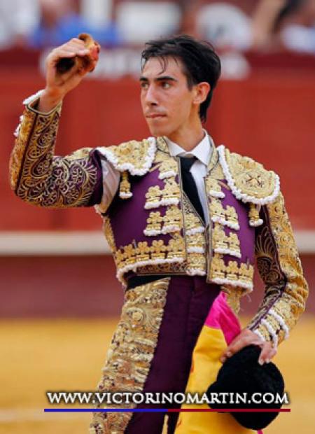 Foto del torero Jiménez Fortes
