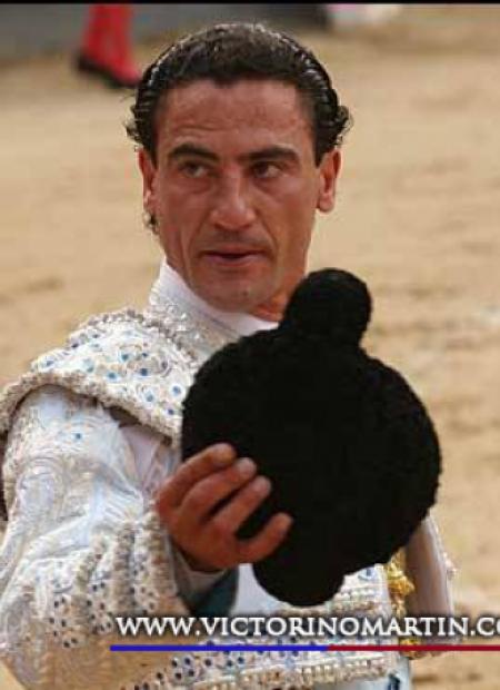 Foto del torero José Ignacio Ramos