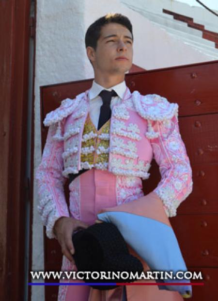 Foto del torero Juan Carlos carballo