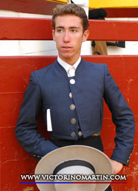 Foto del torero Leonardo Hernández