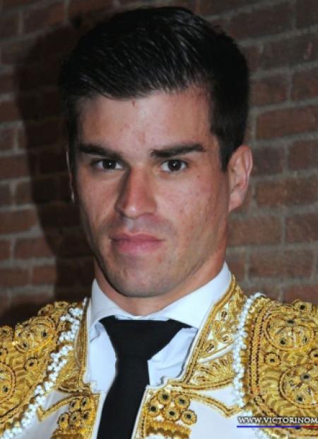 Foto del torero Rubén Pinar