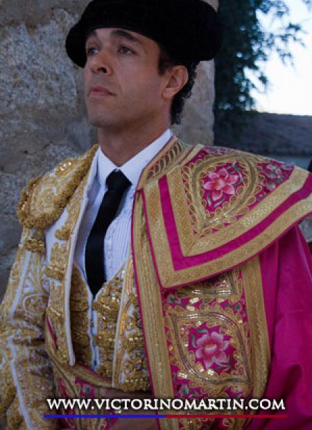 Foto del torero Víctor Puerto