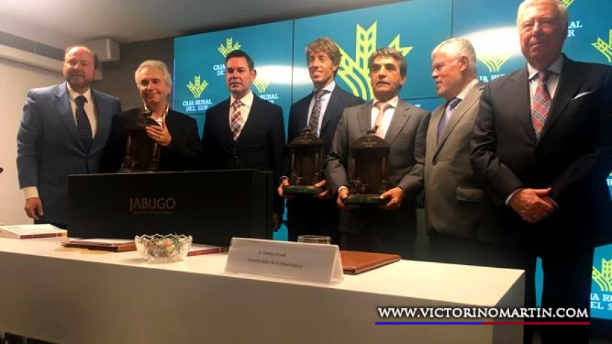 Caja rural del sur nos entrega su premio pepe luis for Oficinas caja rural del sur