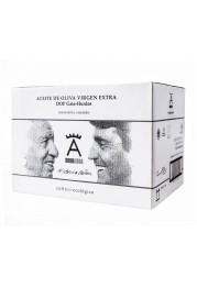 Caja de 12 botellas Aceite de oliva virgen extra DOP Gata-Hurdes - Cultivo ecológico